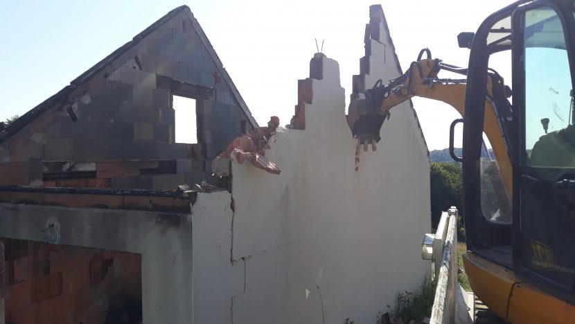 BaTP travaux publics démolition